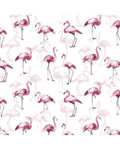 flamingo-kleurrijk-roos-print