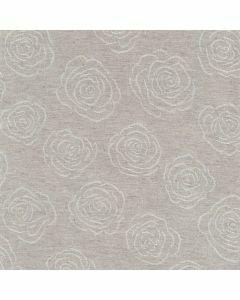 Beige-tafelzeil-Jacquardi-rozen-bloemen-stijlvol-klassiek-bruin
