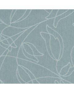 Tafelzeil-jacquardi-retro-bloemen-blauw-natuur