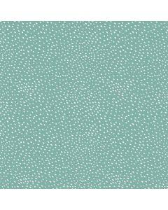 tafelzeil-groen-muntgroen-stippen-bollen-tafellaken