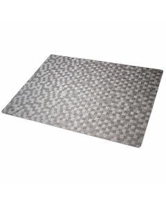 Polyline-placemat-ruitjes-modern-dijon-zilver-grijs-hip