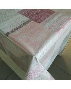 geruit-roze-bruin-tafelkleed